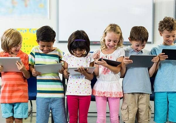 By asking corporate iPhone enquiries, teachers can find out about students using tablets for education