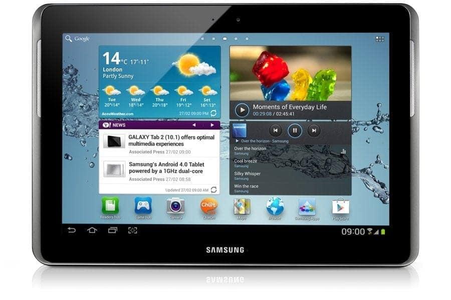 """Samsung Tab 2 10.1"""""""